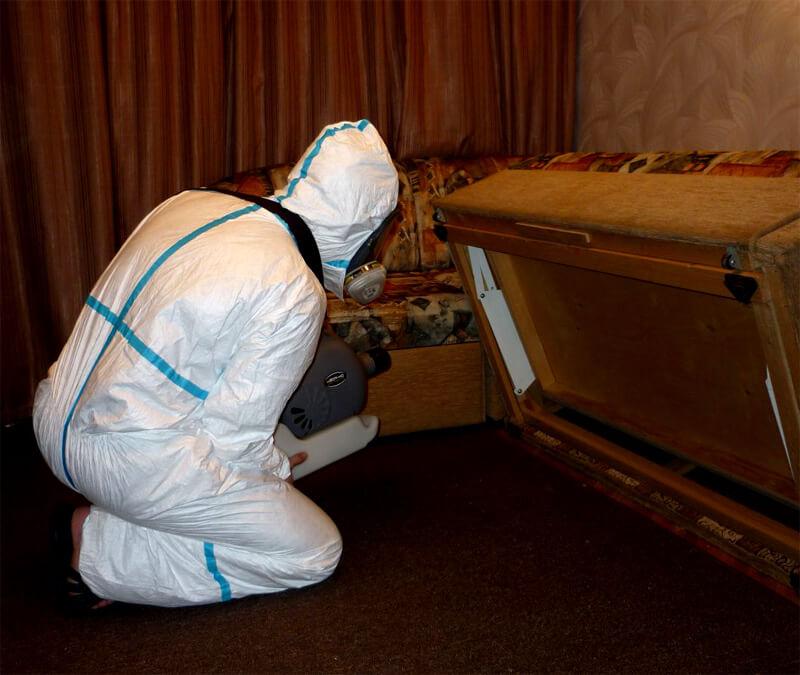 Обработка квартиры после смерти человека